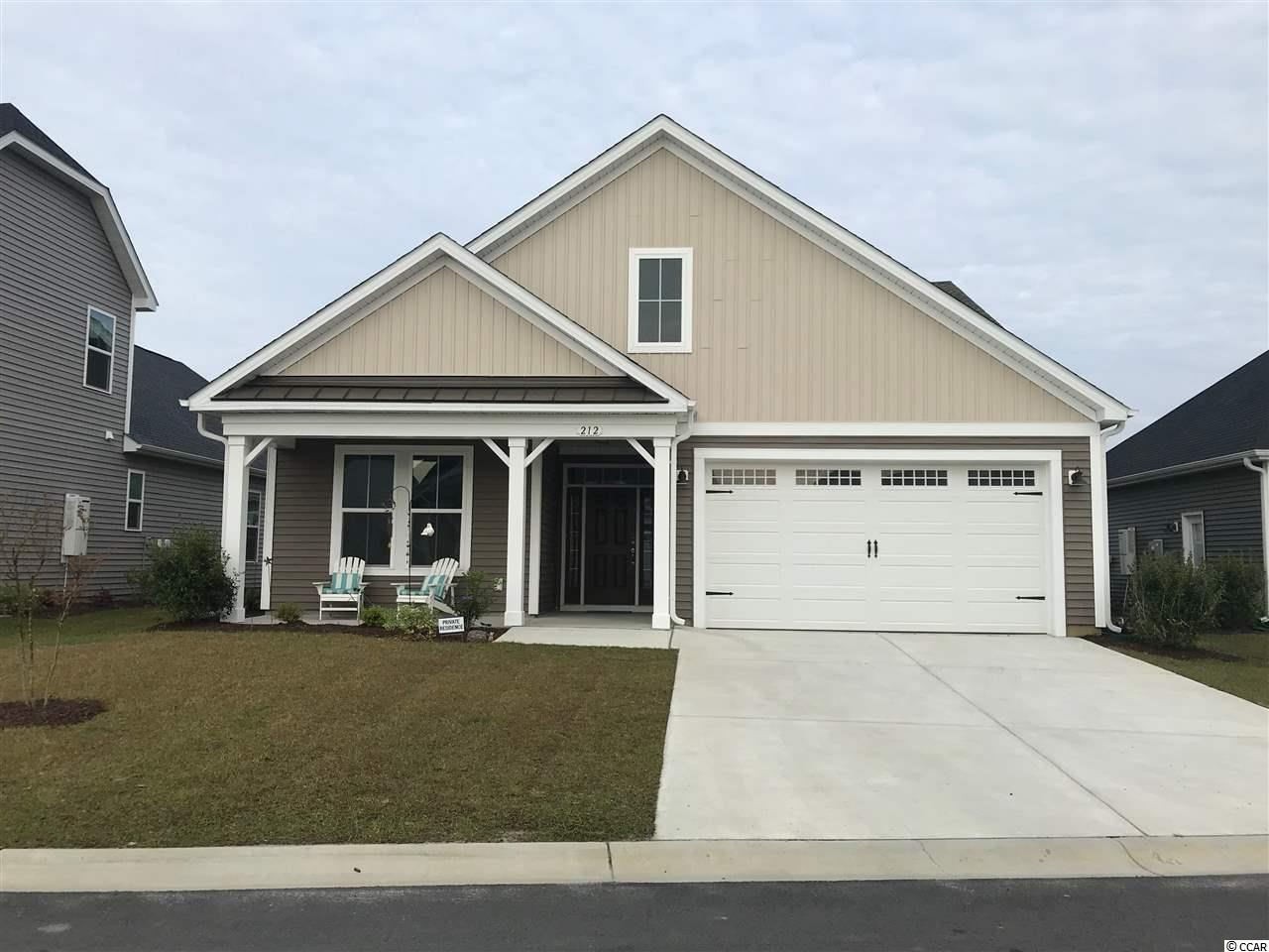 Detached MLS:1811922   212 Switchgrass Loop Little River SC
