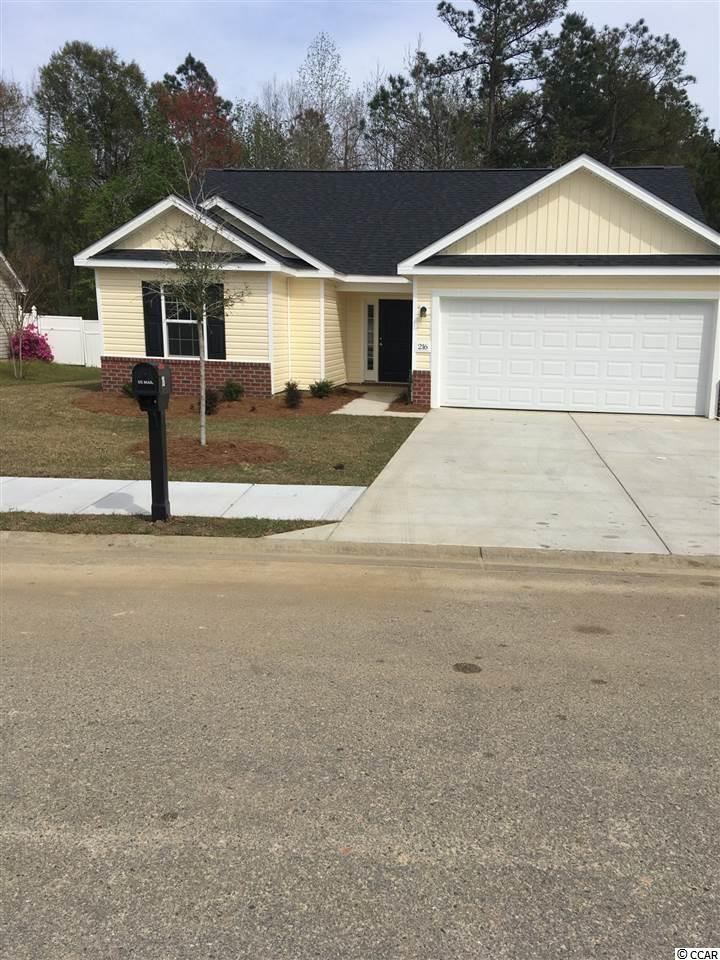 Detached MLS:1811975   216 Hamilton Way Conway SC