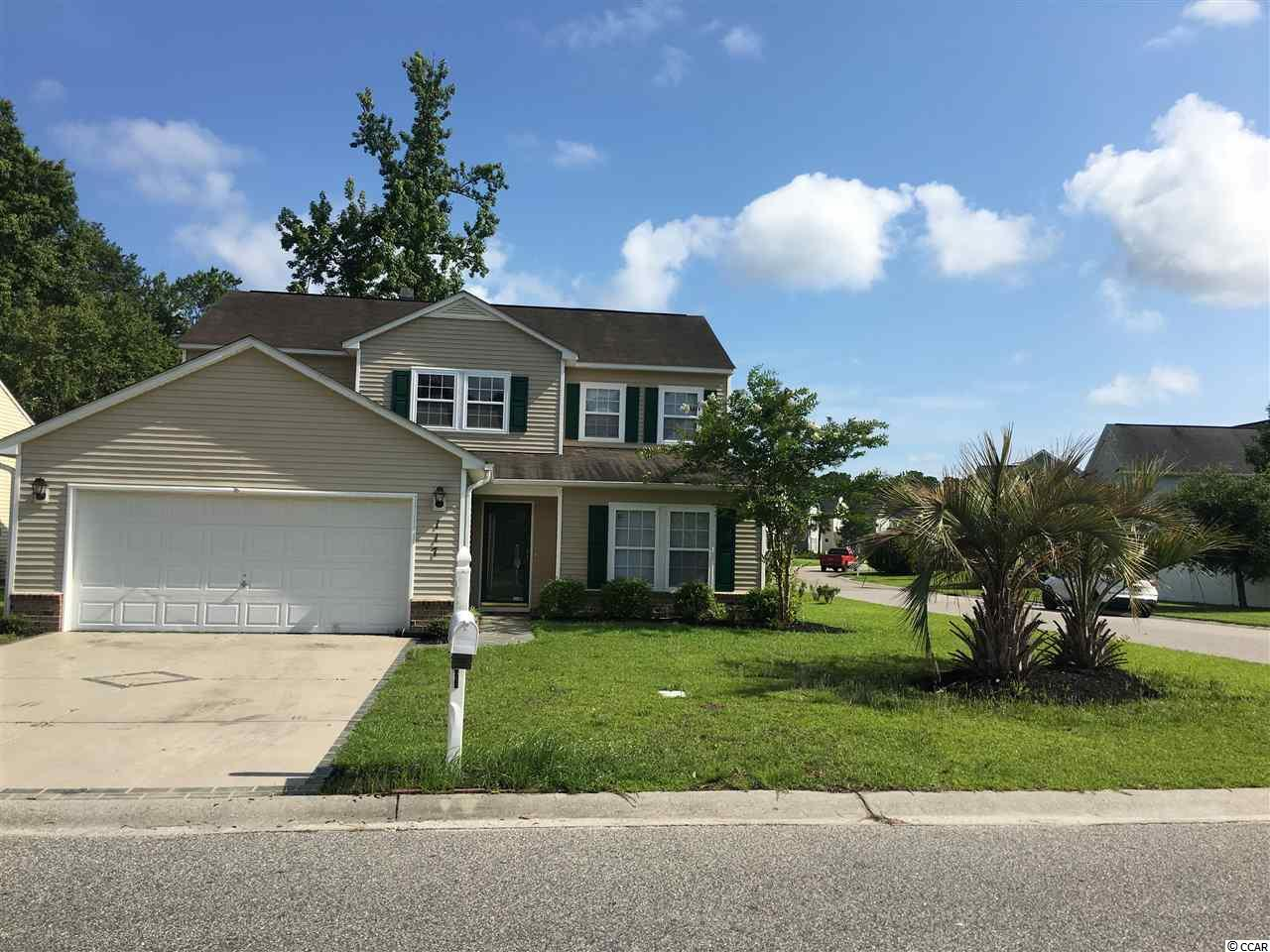Detached MLS:1812031   117 Weeping Willow Myrtle Beach SC