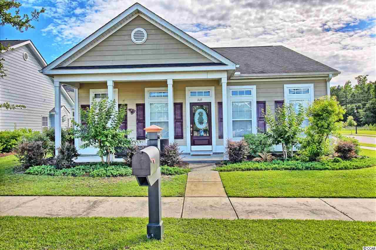 Detached MLS:1812051   1611 Tradition Ave. Myrtle Beach SC