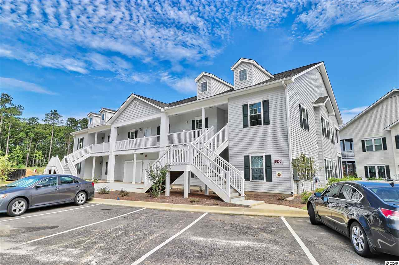 Lake/Pond View,End Unit Condo in Marcliffe West at Blackmoor : Murrells Inlet South Carolina