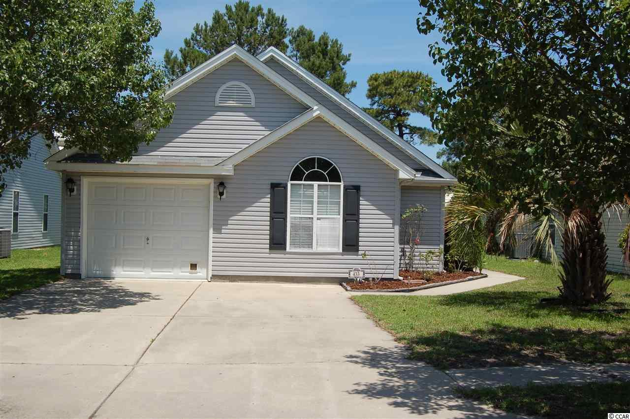 Detached MLS:1812216   433 Mallard Lake Circle Surfside Beach SC