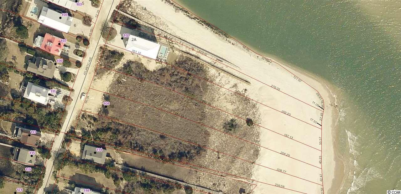 Lot 2 Atlantic Ave., one of homes for sale in Pawleys Island