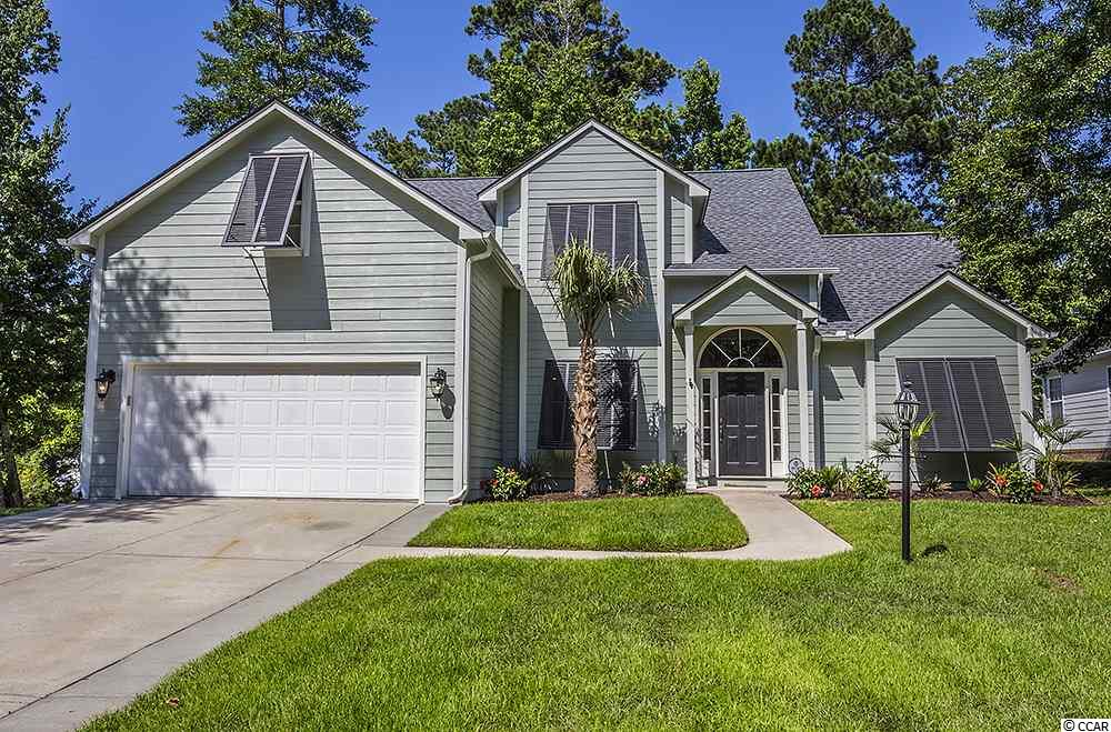 Detached MLS:1812309   1704 25th Avenue North North Myrtle Beach SC