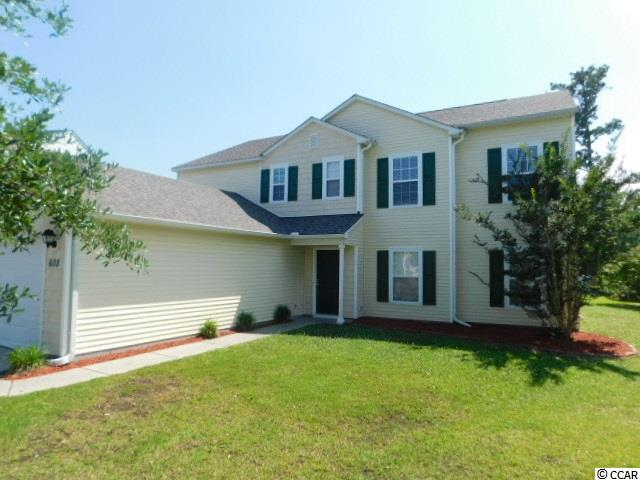 Detached MLS:1812320   608 Twisted Willow Ct Myrtle Beach SC
