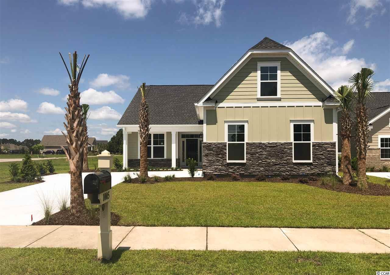 Detached MLS:1812359   1005 Pochard Dr. Conway SC