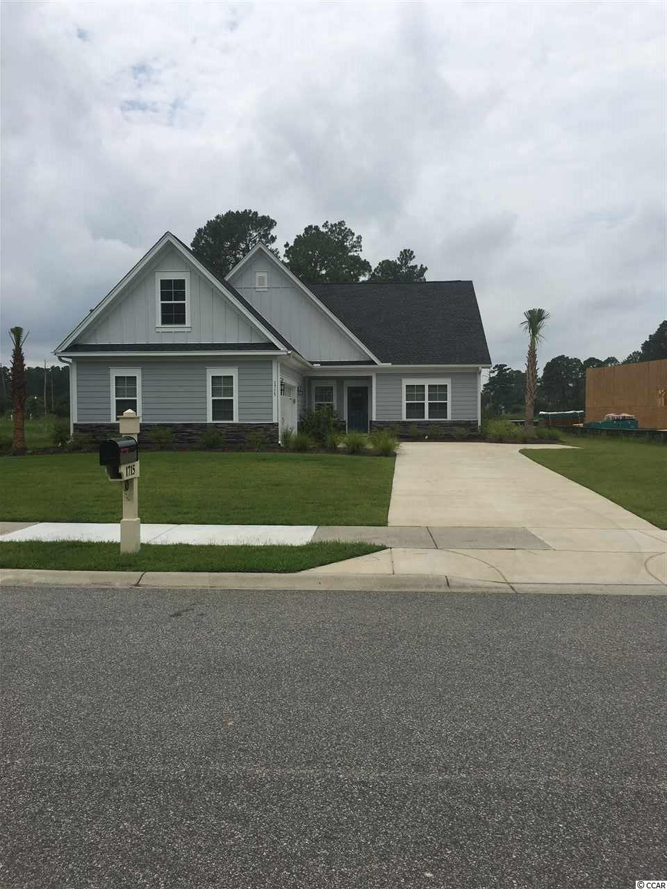 Detached MLS:1812374   1715 Wood Stork Dr. Conway SC