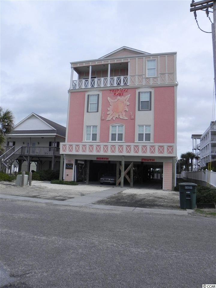 Detached MLS:1812384   204 N 53rd Ave. N North Myrtle Beach SC