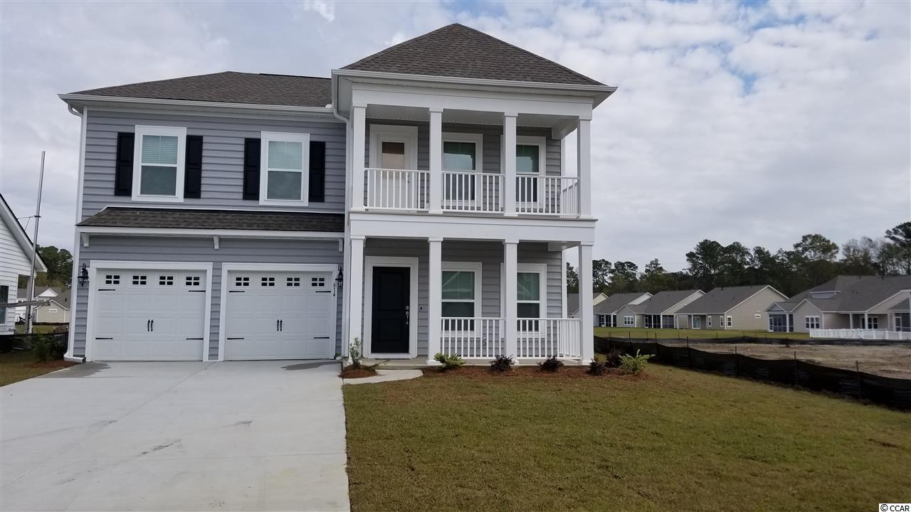 Detached MLS:1812404   614 Poe Creek Way Myrtle Beach SC
