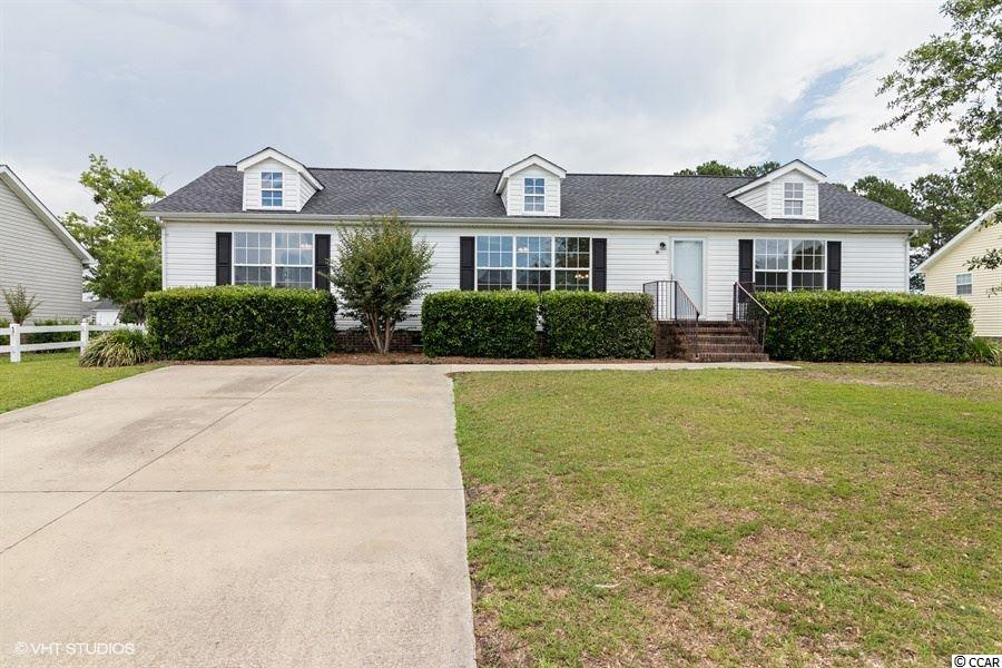 Detached MLS:1812422   121 Deer Tree Drive Murrells Inlet SC