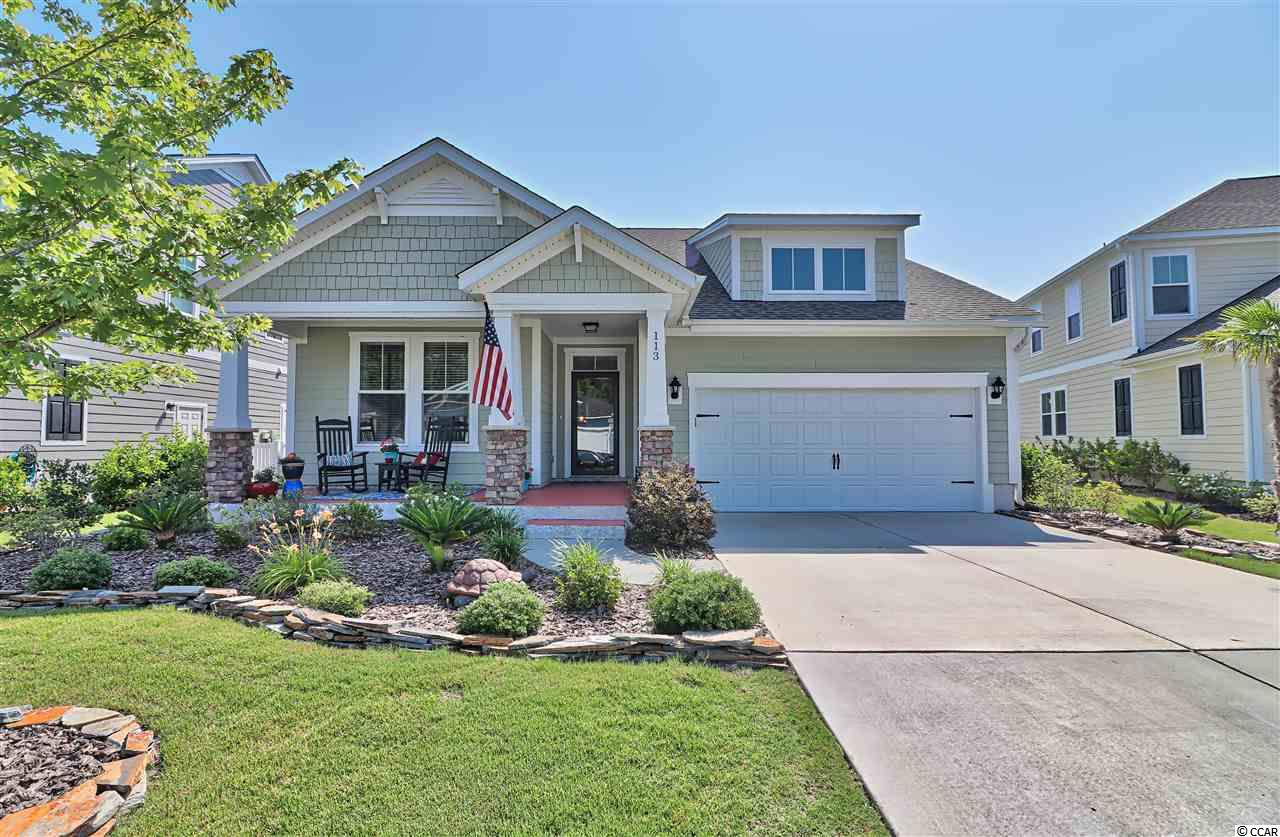 Detached MLS:1812423   Champions Village Dr. Murrells Inlet SC