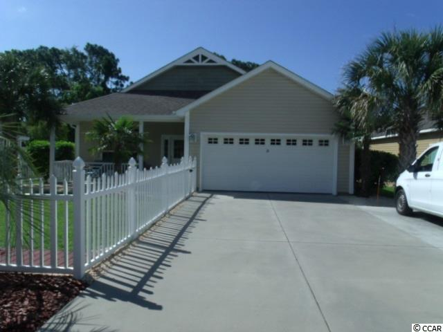 Detached MLS:1812465   1417 Madison Drive North Myrtle Beach SC