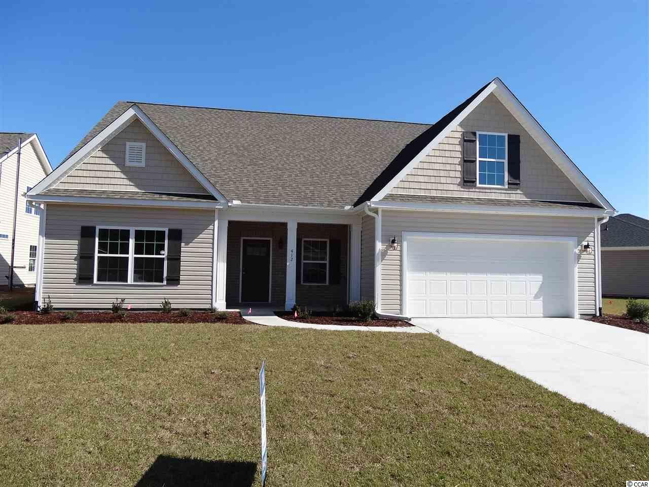 Detached MLS:1812485   412 Hillsborough Dr. Conway SC