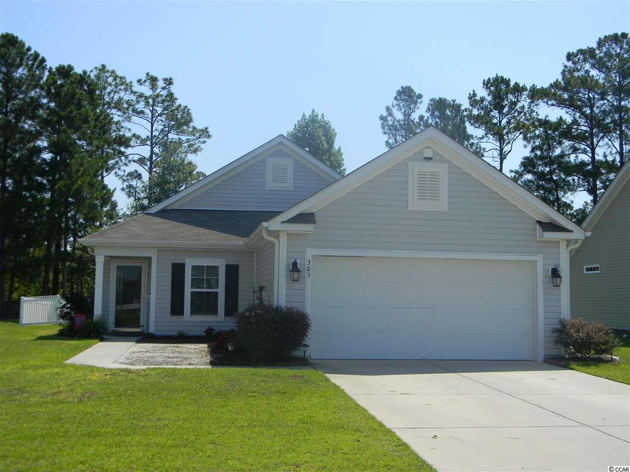 Detached MLS:1812501   305 Hillsborough Dr. Conway SC