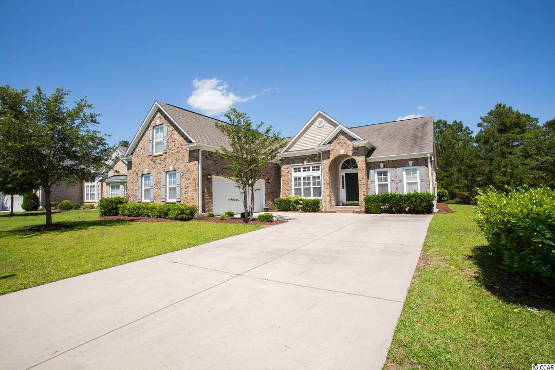Detached MLS:1812528   4503 GROVECREST CIRCLE North Myrtle Beach SC