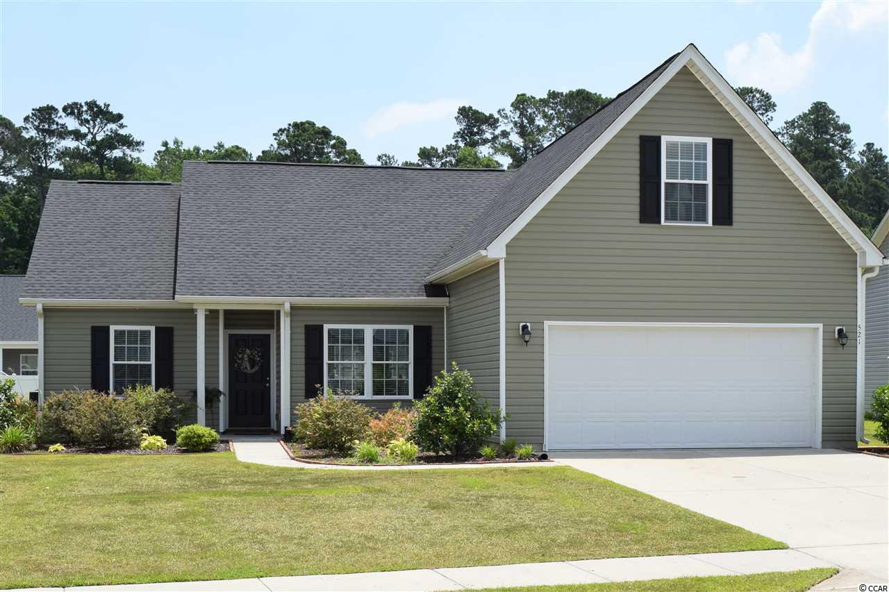 Detached MLS:1812596   521 Tourmaline Drive Little River SC