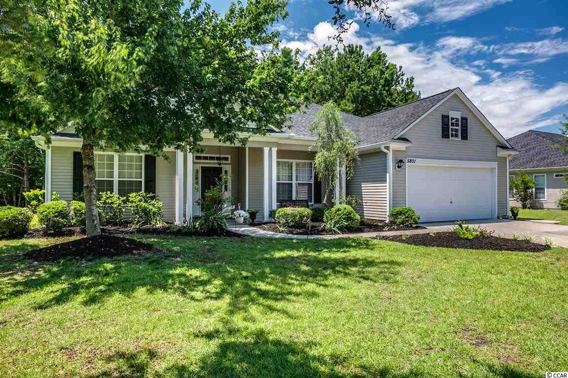 Detached MLS:1812600   5801 Long Creek Rd North Myrtle Beach SC