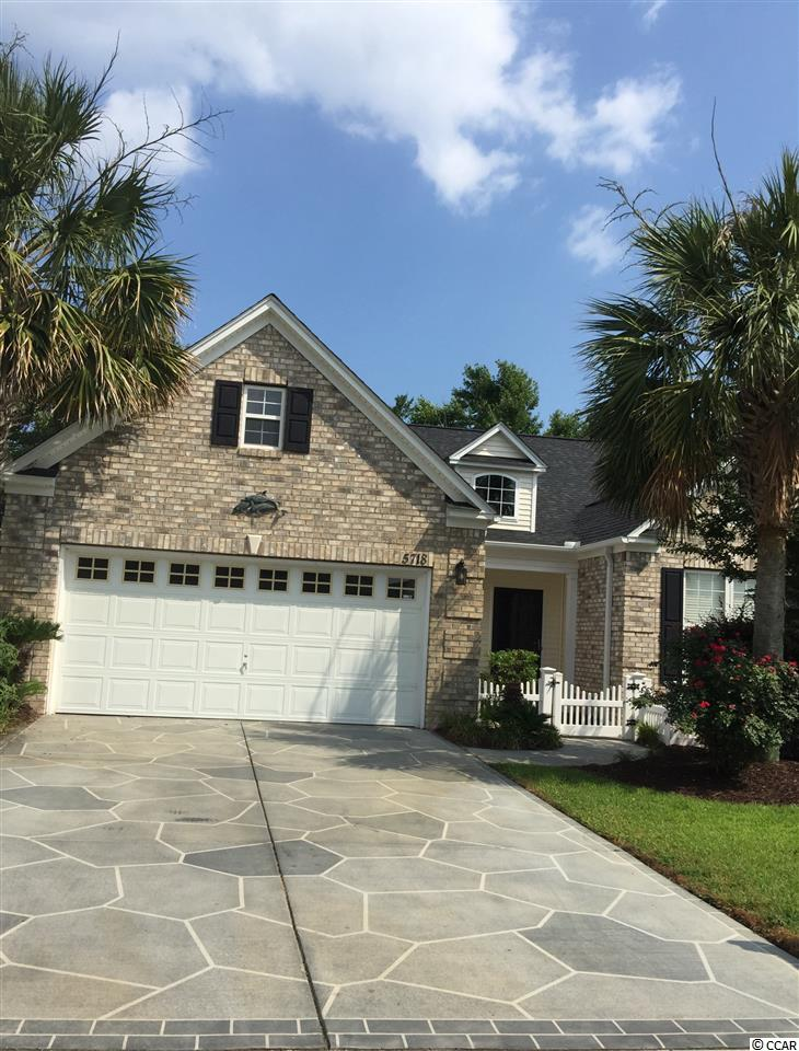 Detached MLS:1812611   5718 Coquina Pointe North Myrtle Beach SC