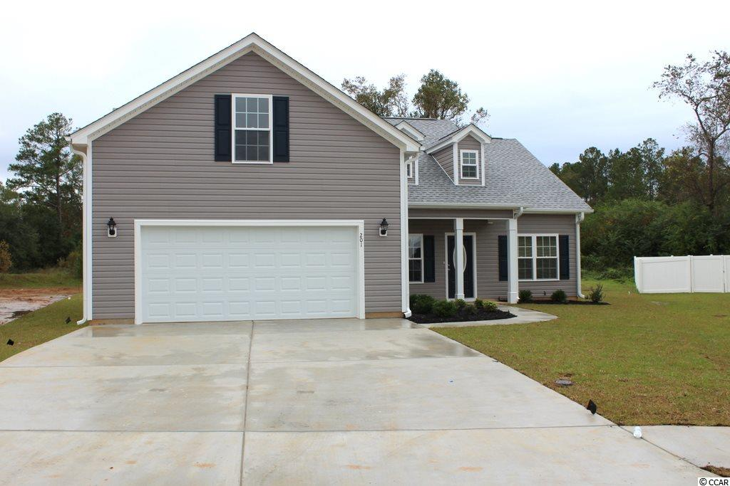 Detached MLS:1812623   201 Barons Bluff Drive Conway SC