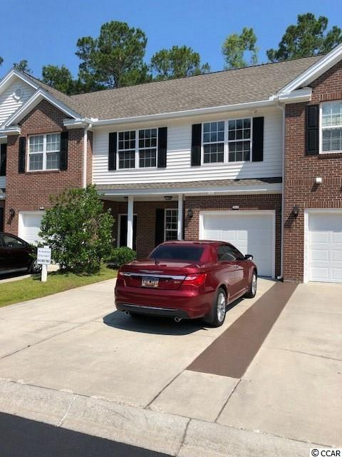 Townhouse MLS:1812634 ST ANDREWS TOWNHOMES  296 Connemara Drive Myrtle Beach SC