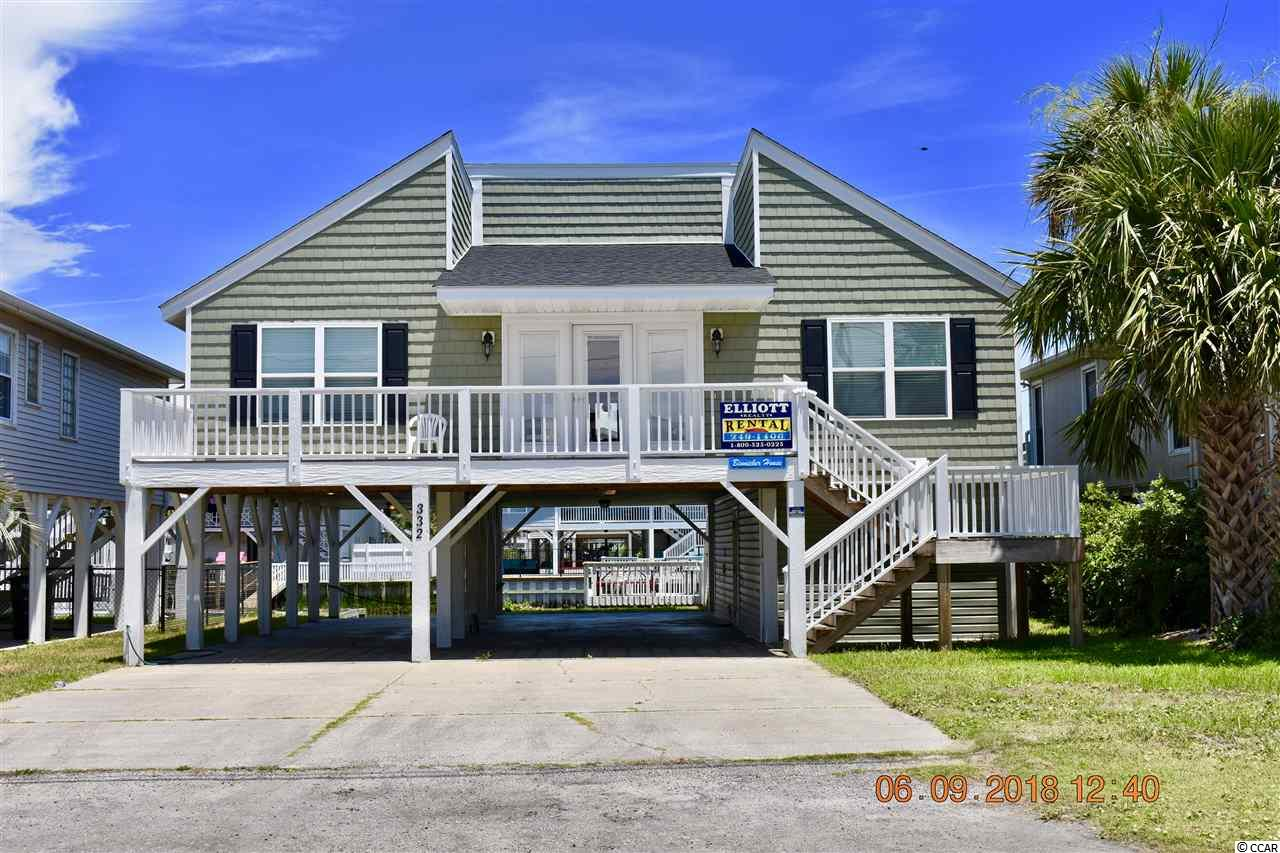 Detached MLS:1812636   332 51st Ave. N North Myrtle Beach SC