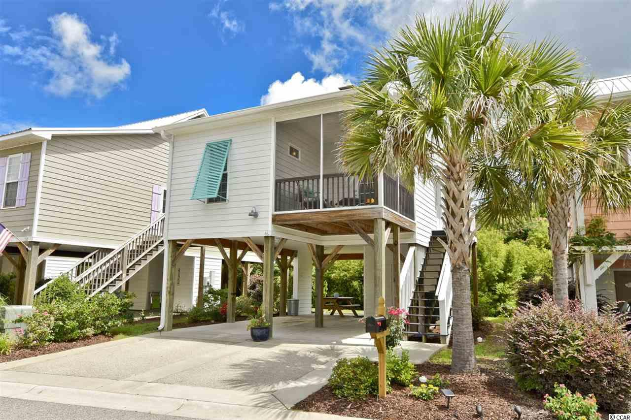 Detached with HPR MLS:1812637   46 Weatherboard Court Pawleys Island SC