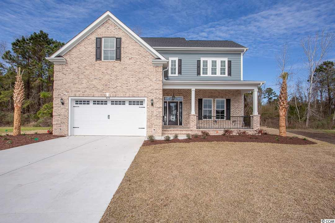 Detached MLS:1812723   424 Plantation Oaks Dr. Myrtle Beach SC