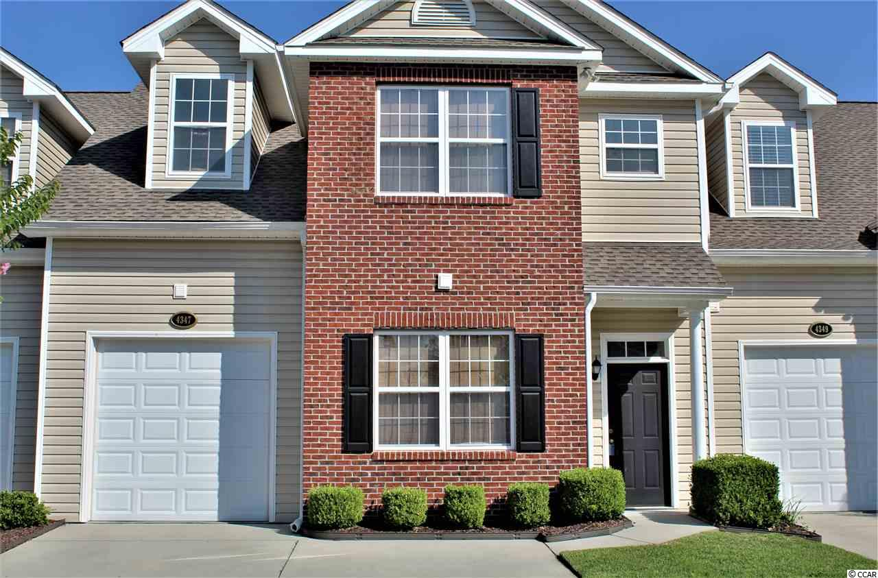 Townhouse MLS:1812753 WILLOUGHBY PLACE  4347 Willoughby Ln. Myrtle Beach SC