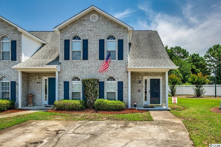 Townhouse MLS:1812761 TYBRE DOWNS  3971 Tybre Downs Cir #3971 Little River SC