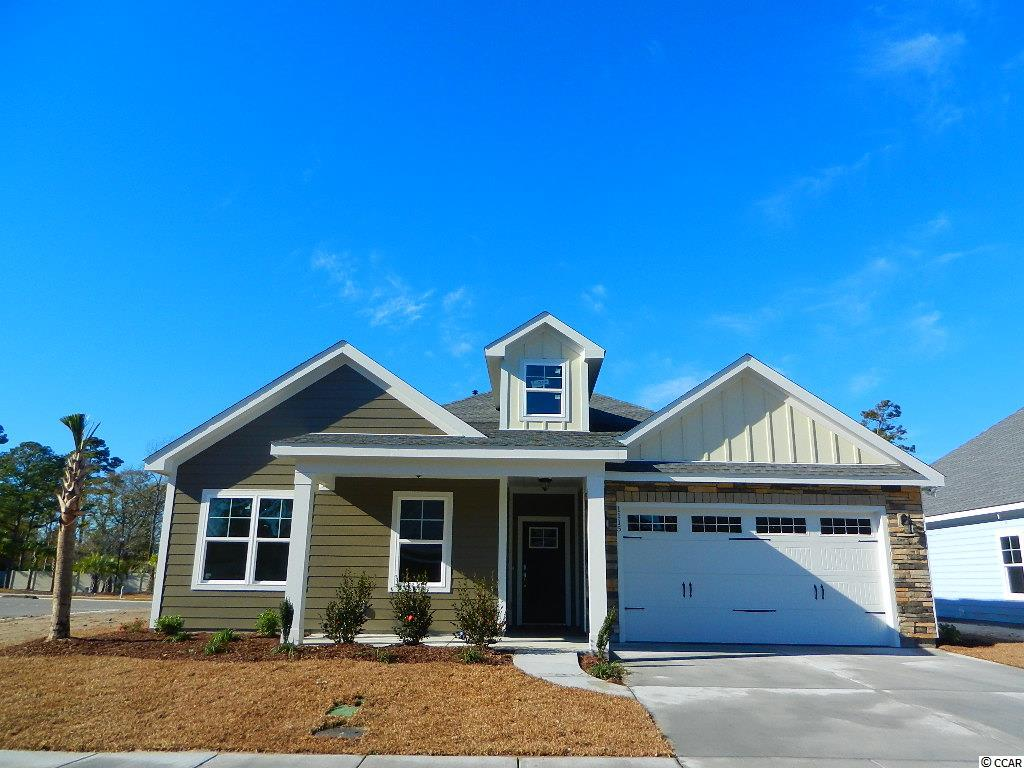 Detached MLS:1812797   1115 Doubloon Drive North Myrtle Beach SC