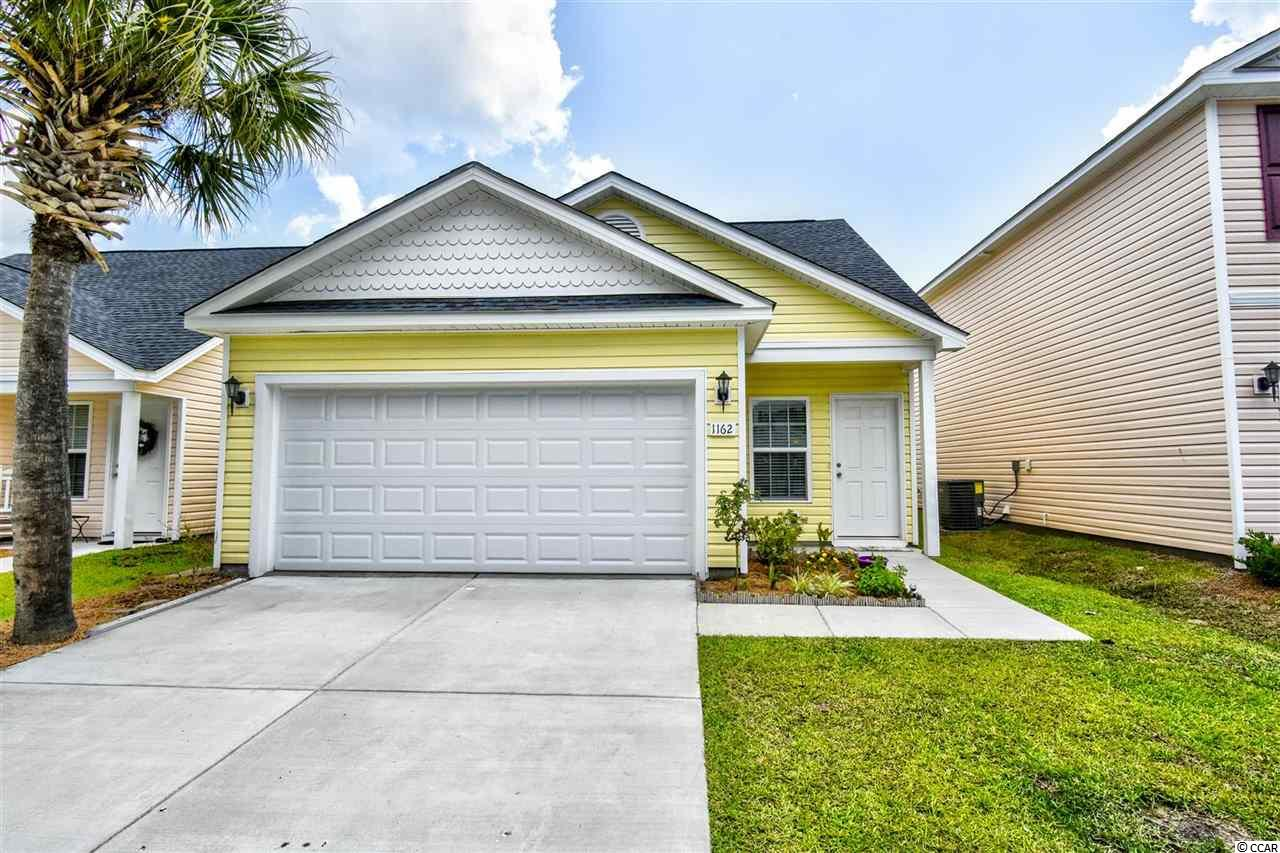 Detached MLS:1812814   1162 Ocala St. Myrtle Beach SC