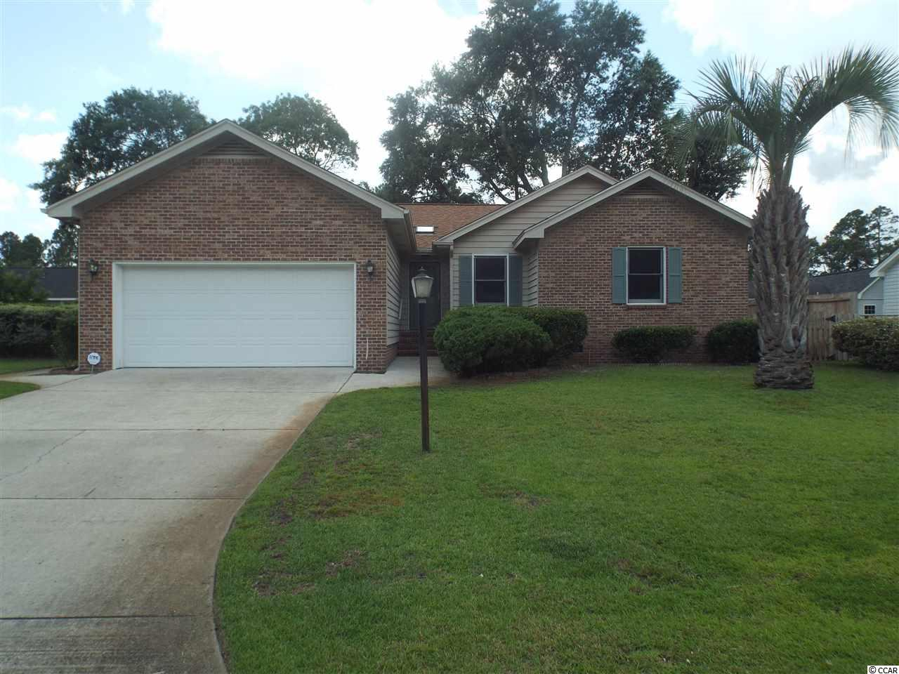 Detached MLS:1812821   405 Gravelley Shore Drive Myrtle Beach SC