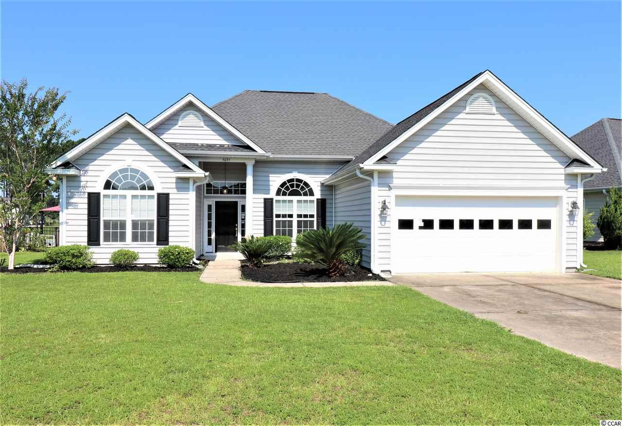Detached MLS:1812849   5035 Westwind Dr. Myrtle Beach SC