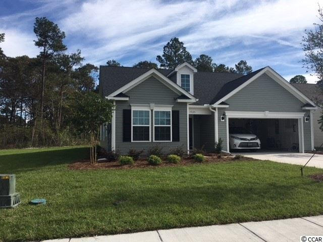 Detached MLS:1812917   3525 Park Pointe Ave. Little River SC