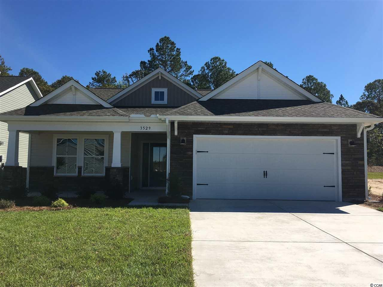 Detached MLS:1812919   3529 Park Pointe Ave. Little River SC