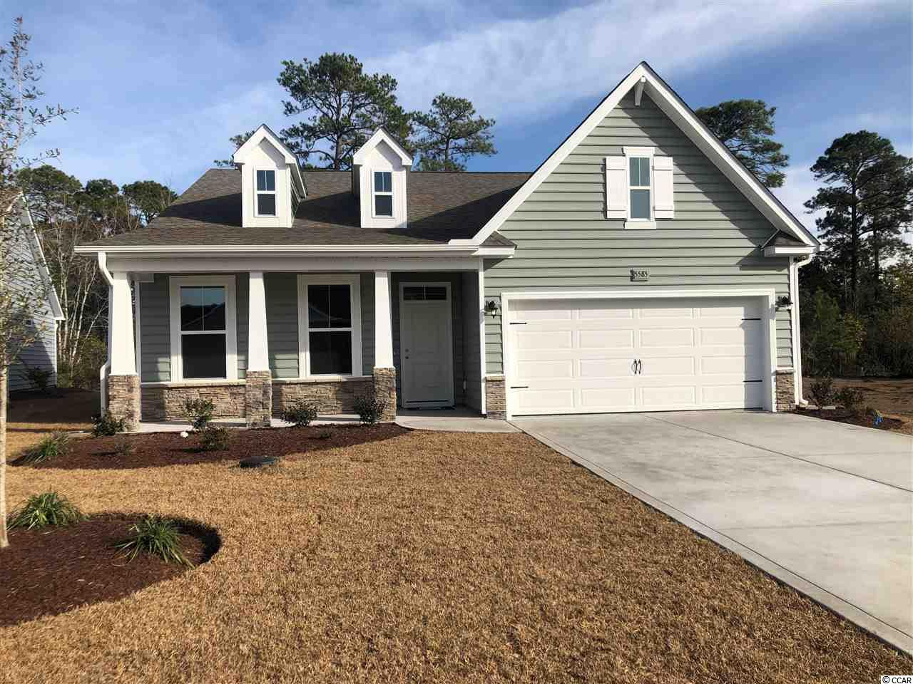 Detached MLS:1812926   5585 Plantersville Pl. Myrtle Beach SC