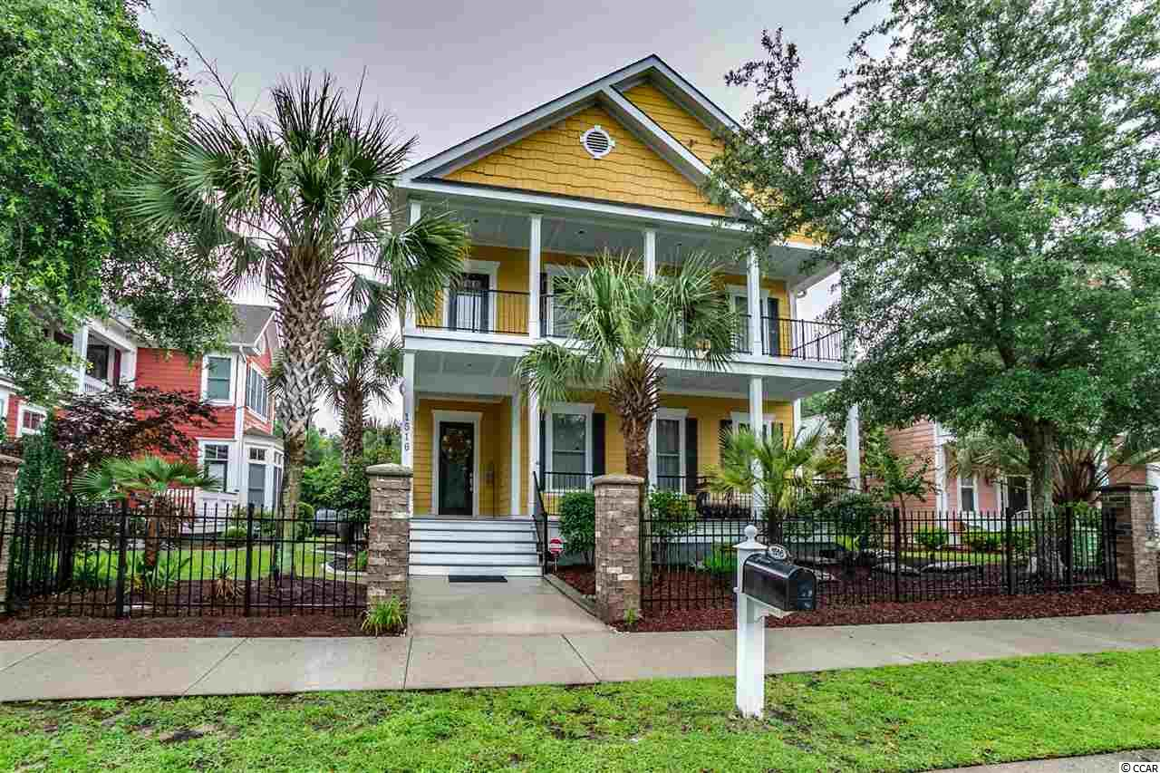 Detached MLS:1812967   1516 James Island Ave. North Myrtle Beach SC