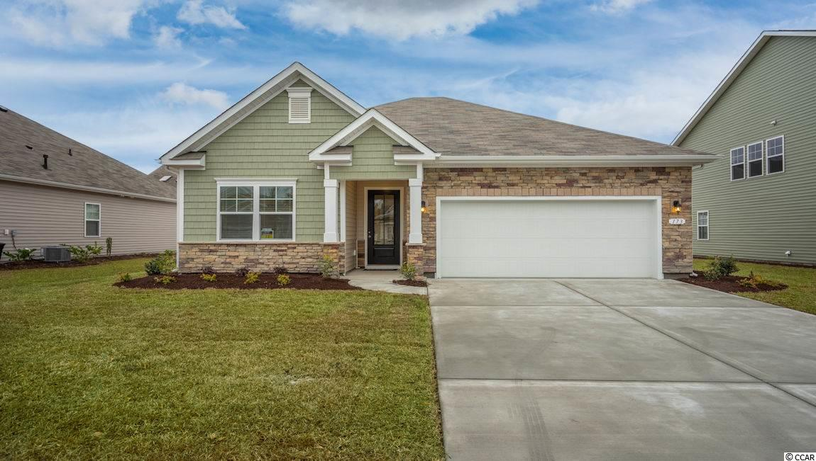Detached MLS:1812970   173 Ocean Commons Dr. Surfside Beach SC