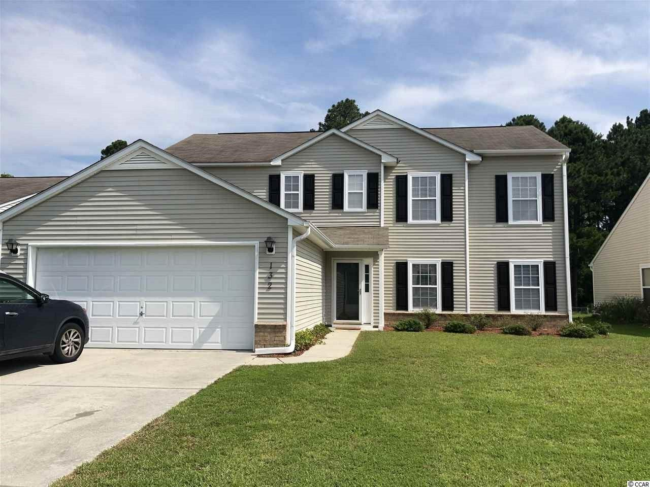 Detached MLS:1813091   132 Weeping Willow Drive Myrtle Beach SC