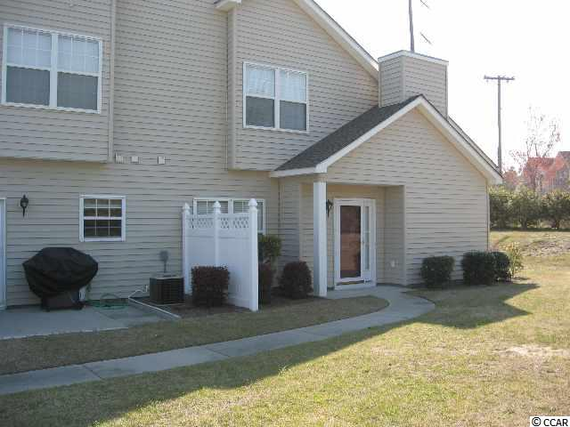 Townhouse MLS:1813102 Arcadian Lakes  115-4 Gully Branch Ln. Myrtle Beach SC