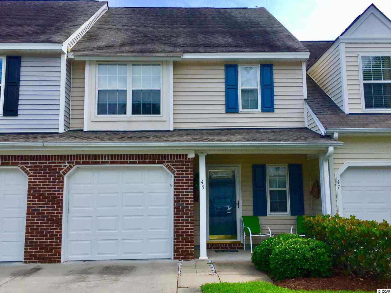Townhouse MLS:1813111 PAWLEYS PLACE  45 Pawleys Place Drive Pawleys Island SC