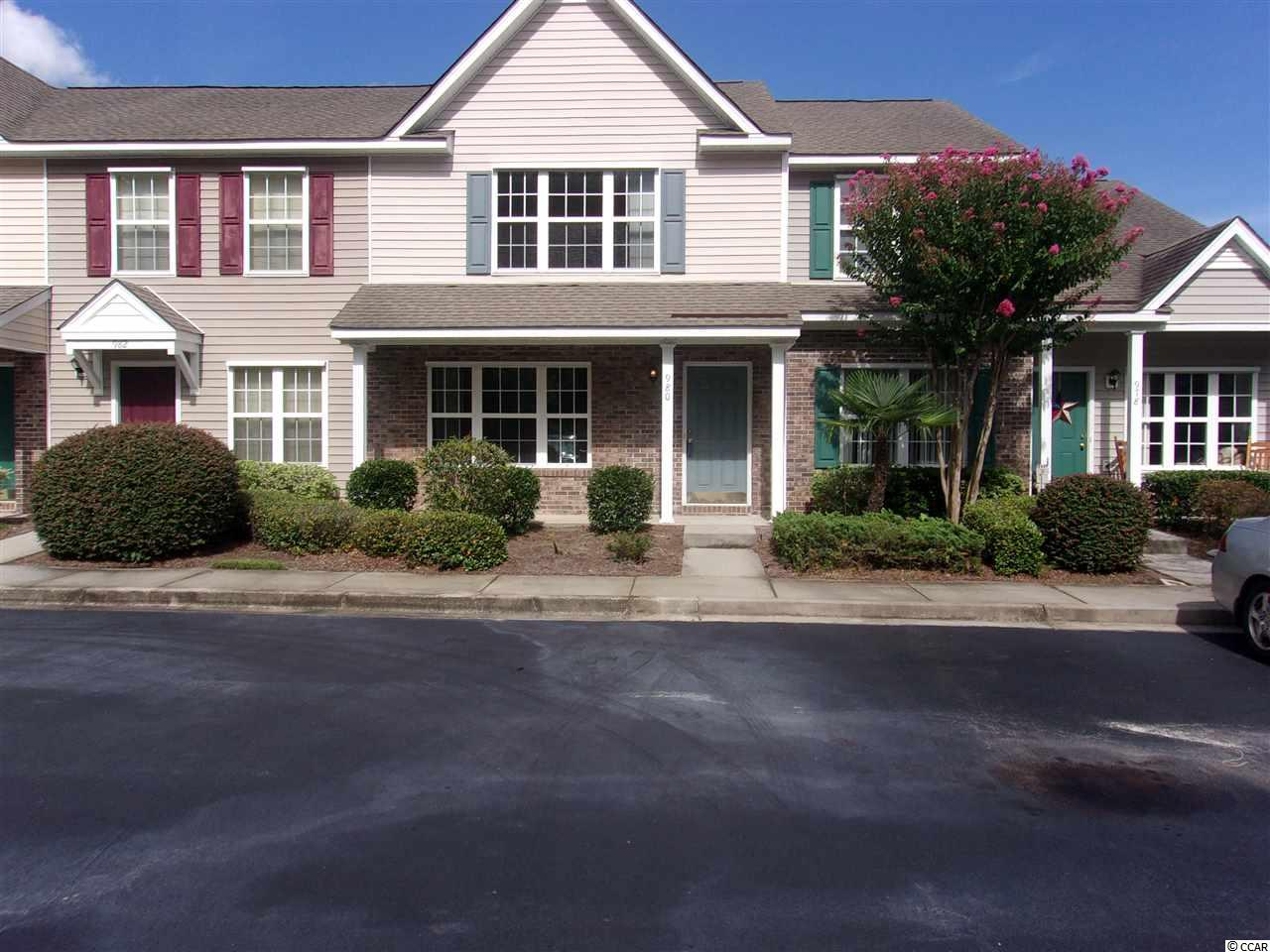 Townhouse MLS:1813123 PARKVIEW SUBDIVISION - 17TH AVE.  980 Pembrook Ct. Myrtle Beach SC