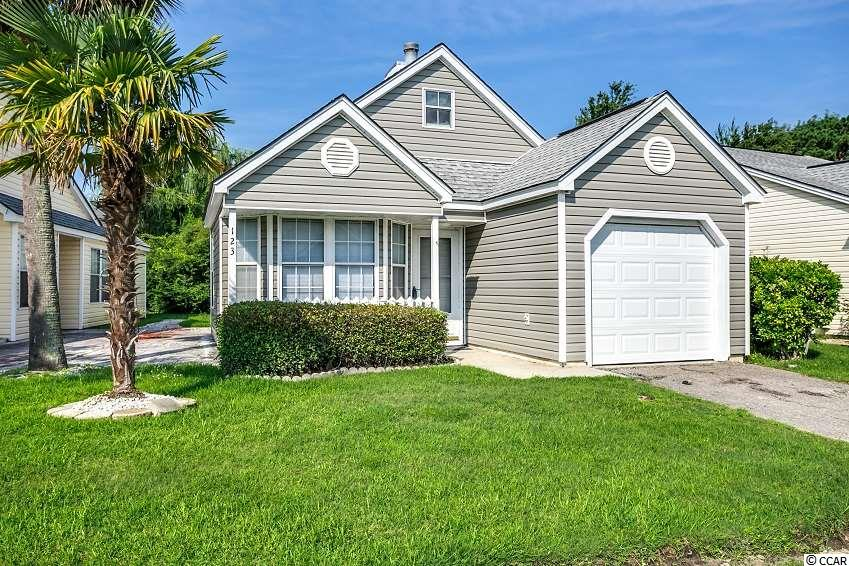 Detached MLS:1813124   123 Whitehaven Ct Myrtle Beach SC