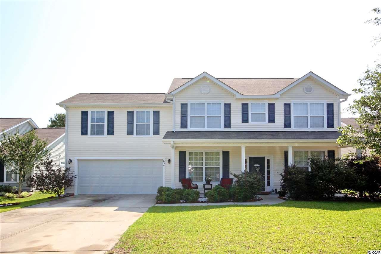 Detached MLS:1813137   834 Indianola CT. Myrtle Beach SC