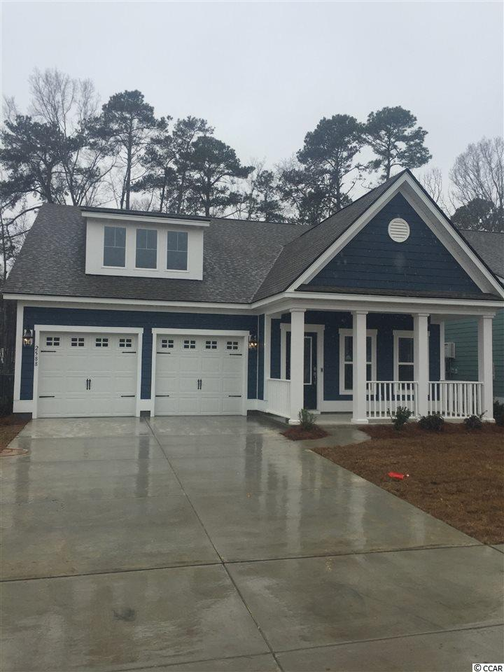 Detached MLS:1813208   2588 Goldfinch Drive Myrtle Beach SC