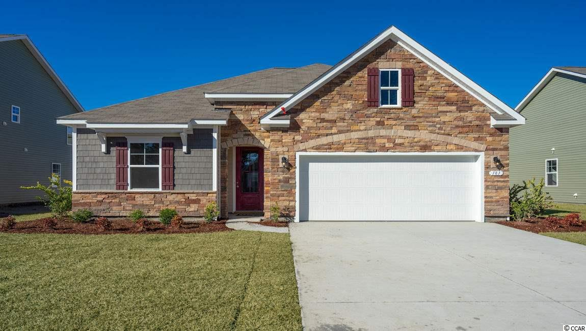 Detached MLS:1813245   181 Ocean Commons Dr. Surfside Beach SC