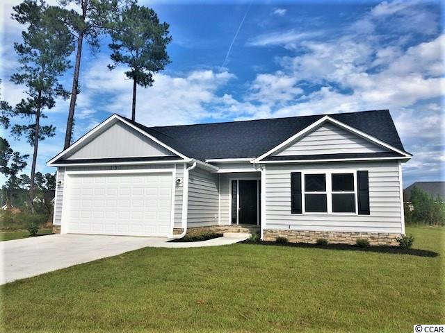 Detached MLS:1813258   131 Silver Peak Dr. Conway SC