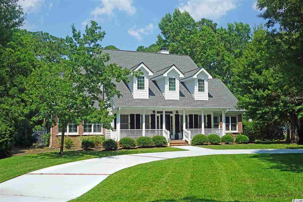 Detached MLS:1813310   15 Carnoustie Ct. Pawleys Island SC