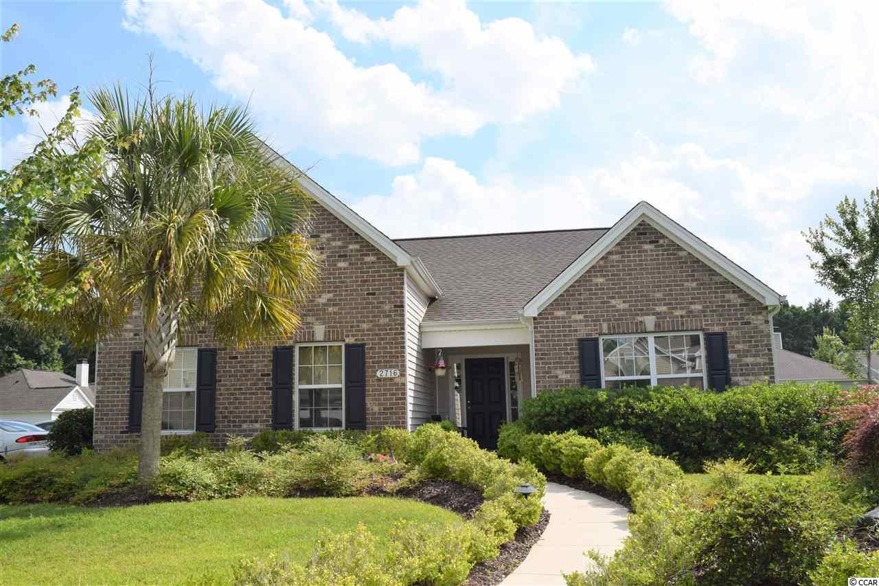 Detached MLS:1813340   2716 Coopers Court Myrtle Beach SC