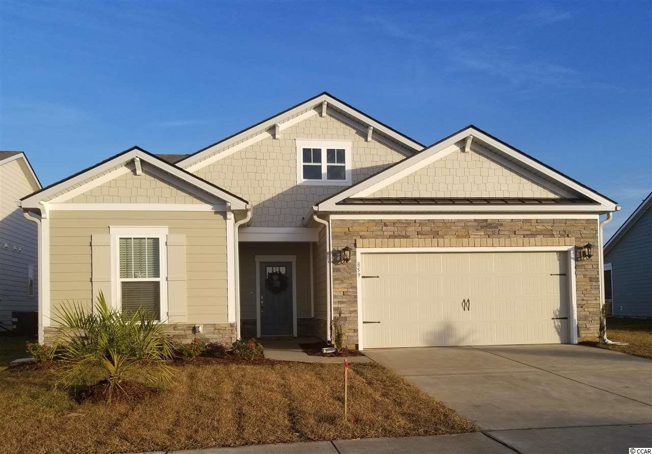 Detached MLS:1813405   859 Berkshire Ave. Myrtle Beach SC